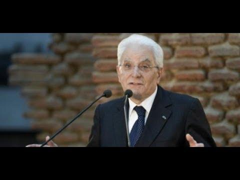 Neuwahlen: Italiens Präsident Sergio Mattarella lös ...