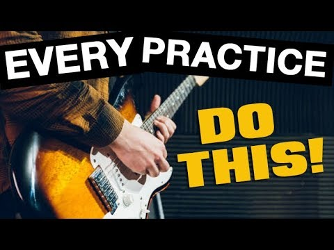 Do This EVERY Time You Practice (Play What You Hear in Your Head)