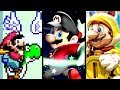 Download Lagu Super Mario Evolution of SECRET POWER-UPS 1985-2015 (NES to Wii U) Mp3 Free