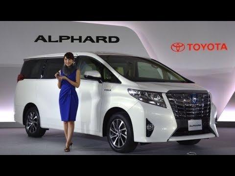 Video đánh giá chi tiết nội ngoại thất xe Toyota Alphard 2017 2018