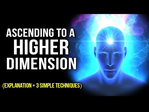 Awakening the Mind & Ascending to Higher Dimensions (Explanation + 3 tips for the Ascension Process)