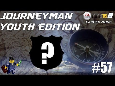 FIFA 16 Career Mode - Journeyman Youth Edition - NEW TEAM? #57 (видео)