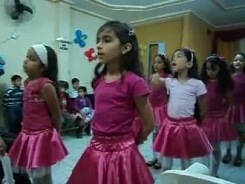 I Culto das Crianças da IEC de Coronel Ezequiel