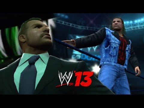 Smacktalks - Check out the dEvolution of Triple H from his current 2013 COO short haired look back to his Connecticut Blueblood days of 1995. The CAWs featured in this vi...
