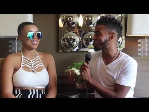 Wesley Harris interviews rapper Nessacary