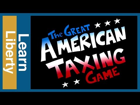 The Interactive Great American Taxing Game: Intro