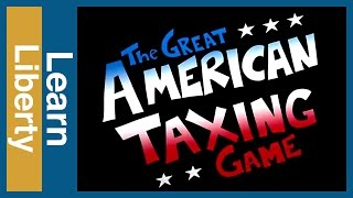 The Interactive Great American Taxing Game: Intro Video Thumbnail