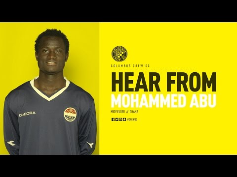 Video: Hear from Mohammed Abu