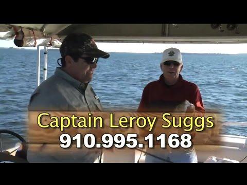 SCSTV S01E24 Capt.Leroy Schooling Rockfish