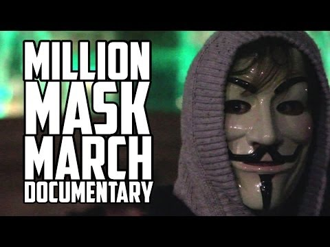 anonymous - WARNING: Some rather nasty language in this video. I'd like to make it clear that I don't think these people are representative of what Anonymous is. I assum...