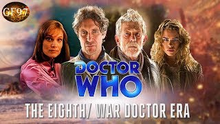 An Ultimate Trailer for 'The Eighth & War Doctor' Era (The TV Movie & Day of the Doctor) portrayed by Paul Mcgann & John Hurt.