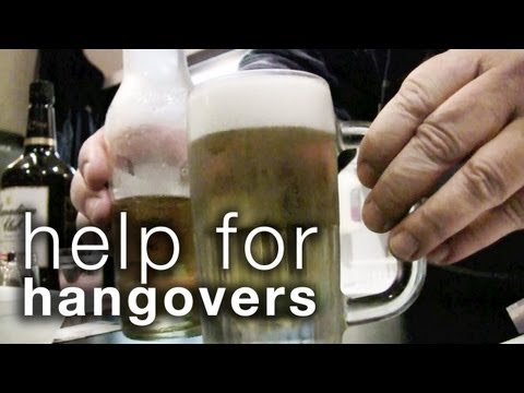 How to minimize hangovers