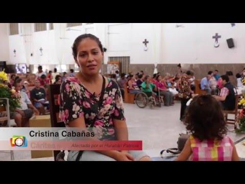 600 familias beneficiadas en la Diócesis de Autlán México