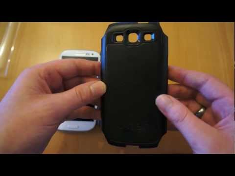 comment ouvrir otterbox