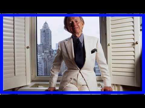 Breaking News | Remembering Tom Wolfe, American writer with an 'anthropologist's delight'