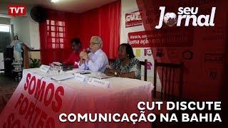 A comunicação diante da globalização e de políticas públicas é um dos temas do Encontro Estadual de Comunicação da CUT na...