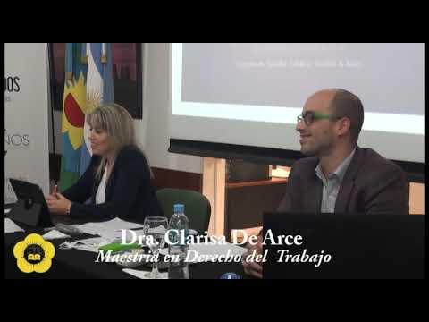 CURSO, ACTUACIÓN ANTE COMISIONES MÉDICAS Dra. Clarisa De Arce