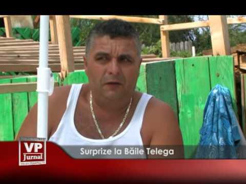 Surprize la Băile Telega