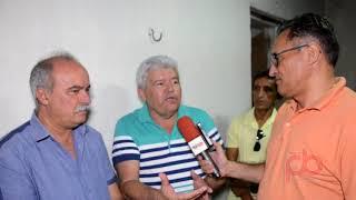 """Erasmo fecha parceria com o Deputado Inácio no Lastro, e critica atual Gestor: """"Acabou a saúde, foi prefeito a força, e não gosta do povo"""""""
