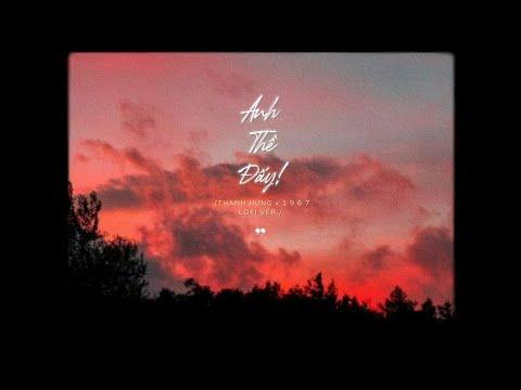 Anh Thề Đấy - Thanh Hưng x Dino「Lo - Fi Version by 1 9 6 7」/ Audio Lyrics