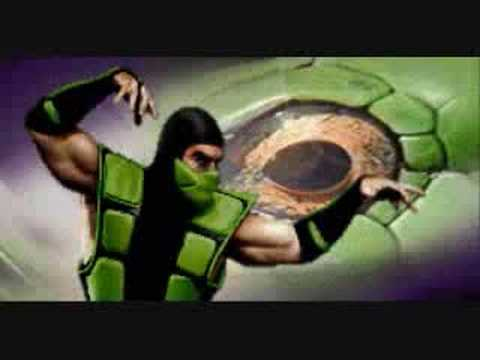 Mortal Kombat Reptile Theme Song