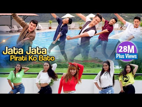 The Cartoonz Crew's New Song | Jata Jata Pirati Ko Bato | Ft. Paul Shah
