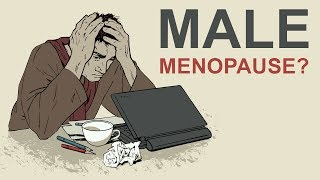 """The symptoms of female menopause are well known, well-documented, and properly treated by doctors. Although it's still widely studied in order to improve the quality of life of women, it's undeniable that women's menopause already has several treatments to improve the lives of women in general.However, it's not only women who suffer from hormonal changes when they reach a certain age. Men also have trouble maintaining the delicate hormonal balance, when they begin to approach middle age.This phenomenon is called andropause, or """"male menopause."""" The symptoms of male menopause are similar, although they are less well publicized and there are few treatments available. We now know that men begin to feel the first signs of male menopause from the age of 40, when the body begins to have a testosterone deficiency.When women enter menopause, somewhere between the ages of 45 and 55, they are already experiencing symptoms.. However, only a minority of men recognize the symptoms of male menopause.That is why it is so important for men to be able to read the signs of their own body and to know how to deal with one of the most delicate phases of their lives.Resource(s):http://www.healthline.com/health/menopause/male#overview1http://doctormurray.com/is_andropause_real/Disclaimer: The materials and the information contained on Natural Cures channel are provided for general and educational purposes only and do not constitute any legal, medical or other professional advice on any subject matter. These statements have not been evaluated by the FDA and are not intended to diagnose, treat or cure any disease. Always seek the advice of your physician or other qualified health provider prior to starting any new diet or treatment and with any questions you may have regarding a medical condition. If you have or suspect that you have a medical problem, promptly contact your health care provider."""