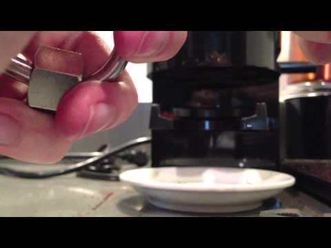 Installing a Rancilio Silvia wand on a Gaggia Classic Espresso machine