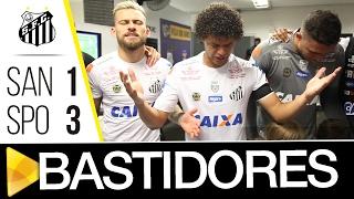Infelizmente, o resultado não foi o esperado. Confira os bastidores de Santos 1 x 3 São Paulo. Inscreva-se na Santos TV e fique...