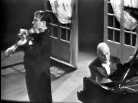 Henryk Szeryng - Edouard Lindenberg - Saint Saëns - Les classiques favoris