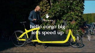 Triobike Cargo Big