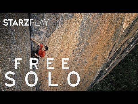 FREE SOLO    Award Winning  Documentary - Watch Now On STARZPLAY