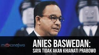 Video Mata Najwa Part 1 - Drama Orang Kedua: Anies Baswedan: Saya Tidak akan Khianati Prabowo MP3, 3GP, MP4, WEBM, AVI, FLV Januari 2019