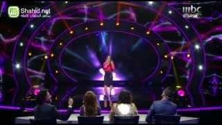 Arab Idol -حلقة نتائج التصويت - برواس حسين