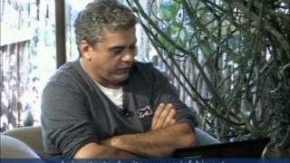 Caio comenta declarações da psicóloga religiosa Marisa Lobo, que o acusou de apologia à pedofilia.
