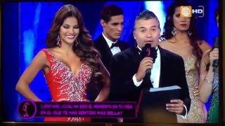 Video Miss Peru 2016 - Final Question - Pia Alonzo Wurtzbach as Special Guest MP3, 3GP, MP4, WEBM, AVI, FLV Desember 2017