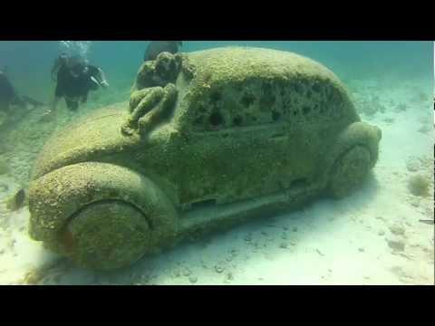 Cancun MUSA Underwater Museum