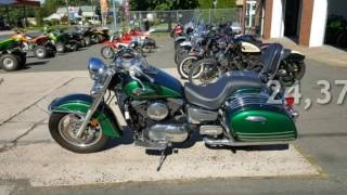 9. 1999 Kawasaki Vulcan 1500 Nomad for sale in Meriden, CT