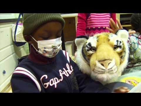 Katy Perry's Roar lip sync - Children's Hospital of Richmond at VCU
