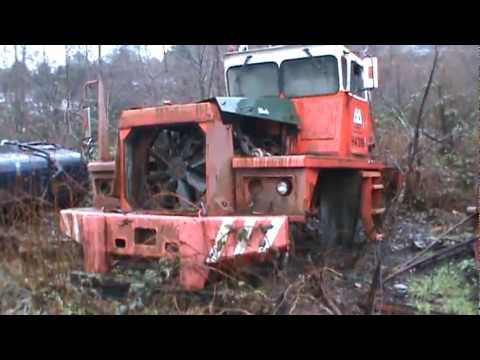 Some Mack CL350 Logging truck