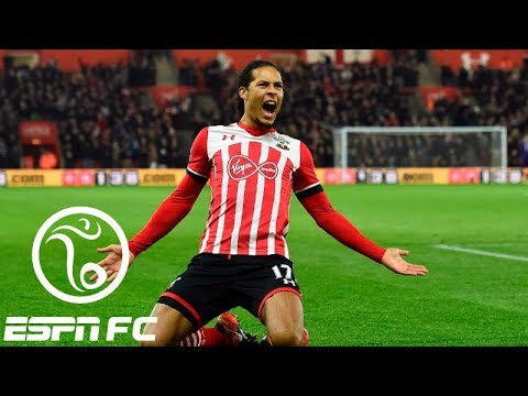 Liverpool Agrees To Sign Virgil Van Dijk For A Reported £75 Million | ESPN FC