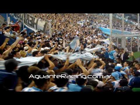 Racing Club - Bombos - La Guardia Imperial - Racing Club