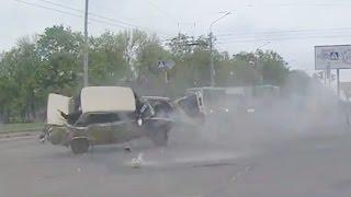 Жёсткие аварии 1й недели мая 2016