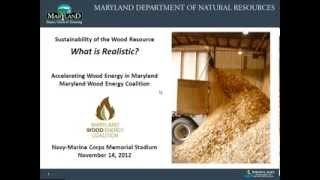 Sustainability of the Wood Resource: What is Realistic?