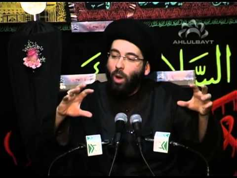Sayed Mahdi Al-Modaressi-the Key to Being a Companion of Hussain(AS) Muharram 2014 Night 5