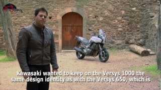 4. Kawasaki Versys 1000 MY 2012
