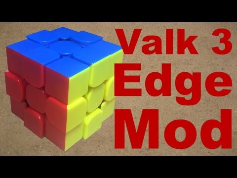 Awesome Valk 3x3 Edge Mod! (видео)