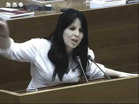 Esther López Barceló (EUPV) i la necessària aconfessionalitat de les Corts