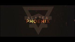 """ALAZKA - """"Phoenix"""" (Lyric Video)"""