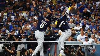 Brewers vs Dodgers | NLCS Highlights Game 3 ᴴᴰ
